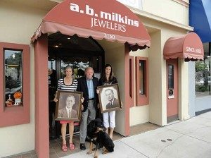 A.B. Milkins Jewelers - Wyandotte, Michigan